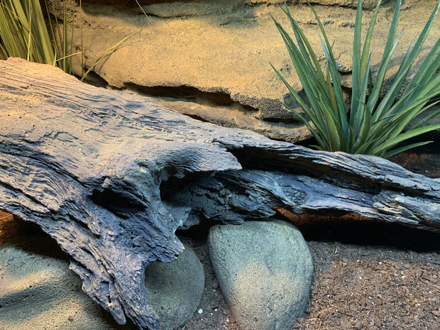 These artificial rocks are so realistic and perfect for reptiles