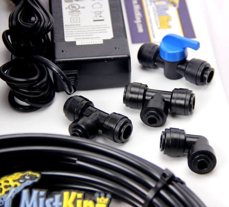 Advanced Misting System by MistKing - Free Shipping