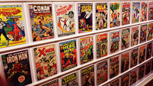 Load image into Gallery viewer, 12 COMIC BOOK LOT - DC Marvel Independent - 1960's - Current!