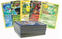 Load image into Gallery viewer, Pokemon Limited Edition TCG: Random Cards from Every Series, 100 Cards in Each Lot