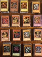 Load image into Gallery viewer, YU-GI-OH 100 CARD LOT - INCLUDES HOLOGRAPHIC CARDS