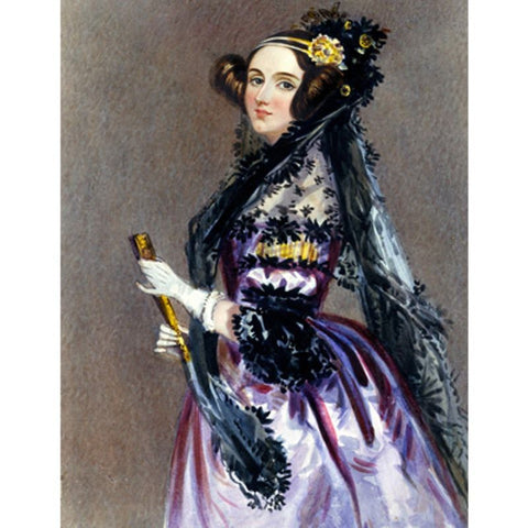 Ada Lovelace - Steampunk Princess
