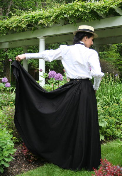Afternoon Visits Victorian Blouse