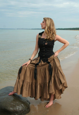 Tabitha Ruffled Skirt