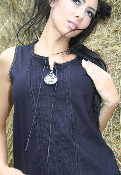 Bo-Peep Cotton Camisole