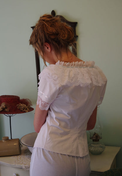 Simply splendid Victorian camisole