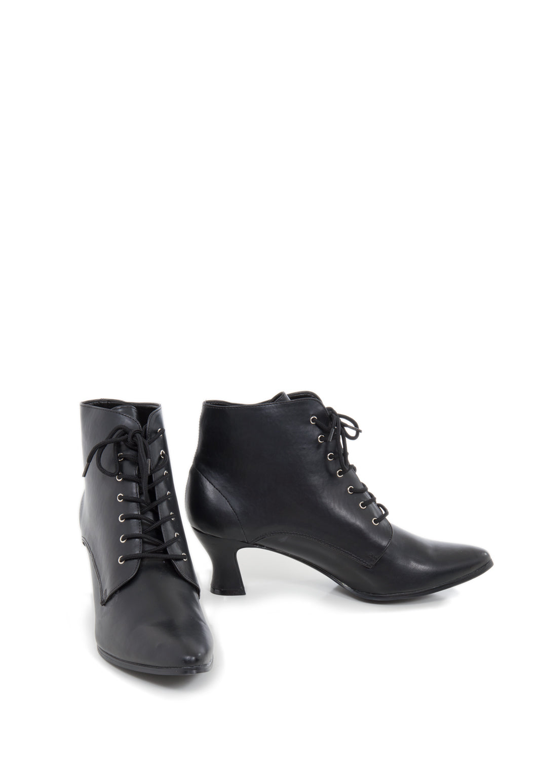 Black Multi-purpose Boots