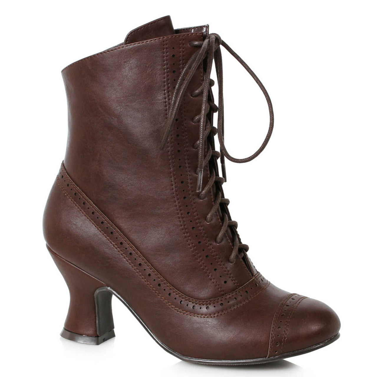 Chestnut Ankle Boot