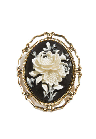 Victorian Blooming Brooch