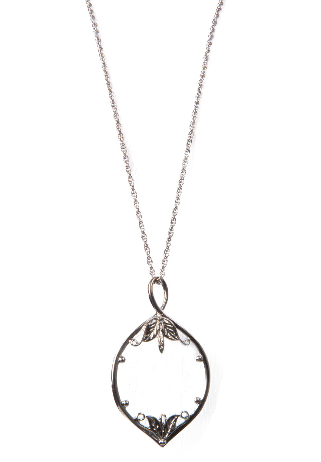 Magnifying Glass Voyage Necklace