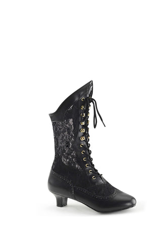 Edwardian Lace-up Boots