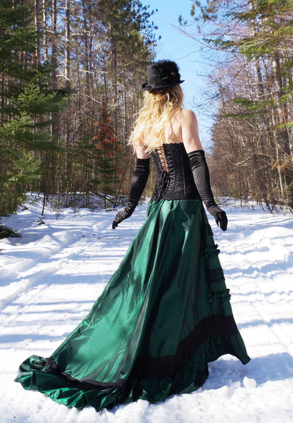 Mary Shelley Ballgown