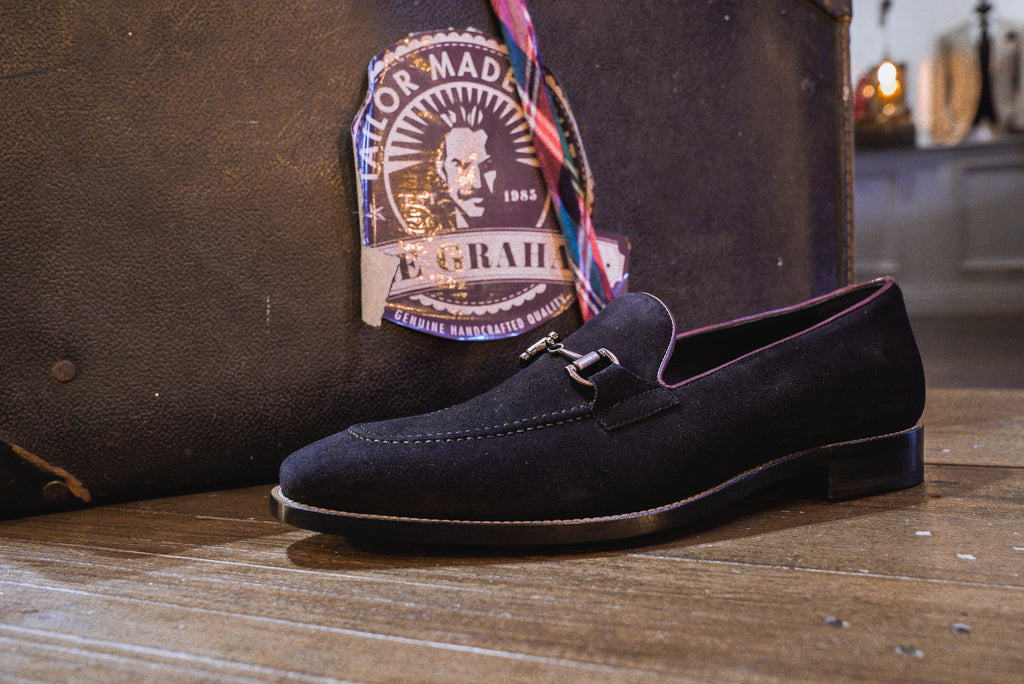 Luxury Suede Loafer