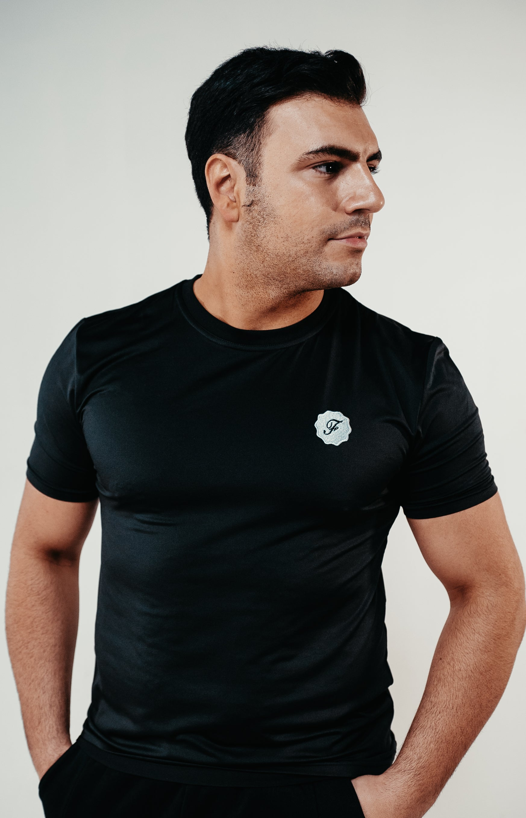 Fugati Black Signature T-shirt