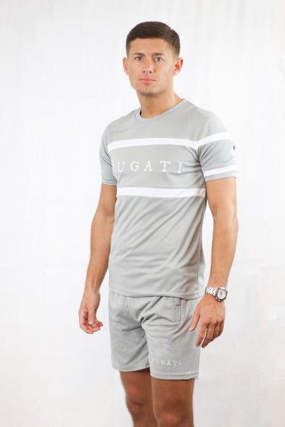 Fugati Grey Shorts