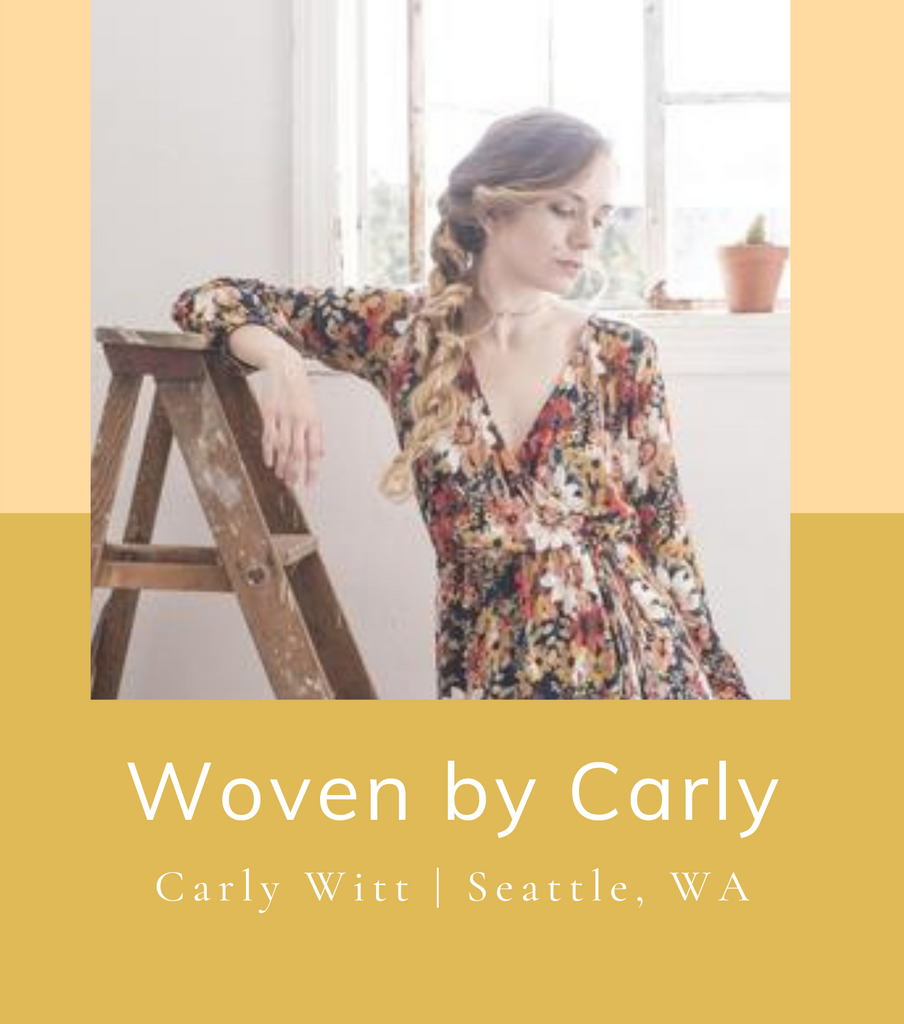 WOVEN BY CARLY