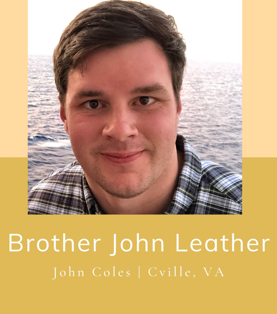 BROTHER JOHN LEATHER