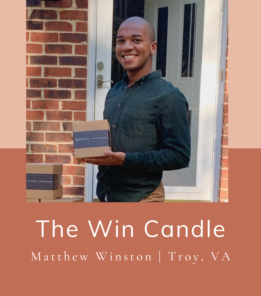 THE WIN CANDLE