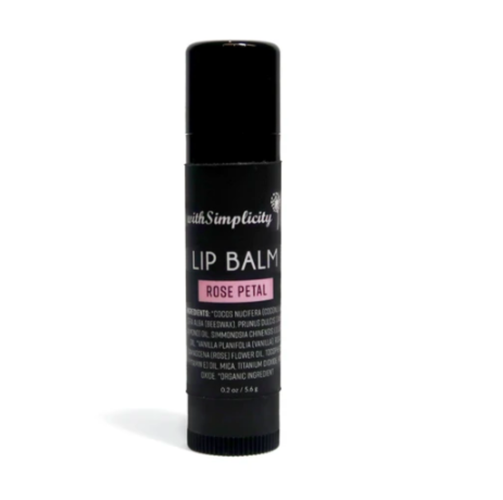 WS Lip Balm Tube