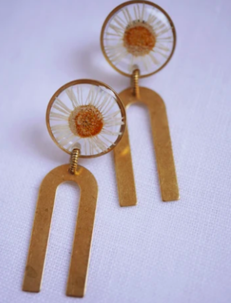 Daisy Chime Earrings