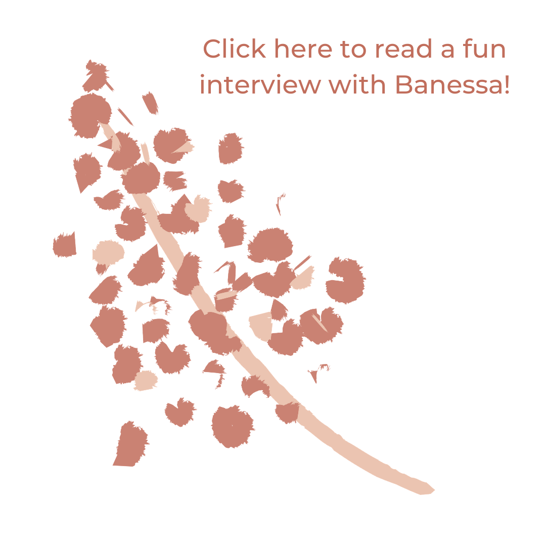 Click here to read a fun interview with Content Creator and Sales Associate, Banessa!