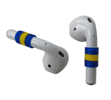 Laden Sie das Bild in den Galerie-Viewer, Blue Yellow Earpod Basics Schmuck