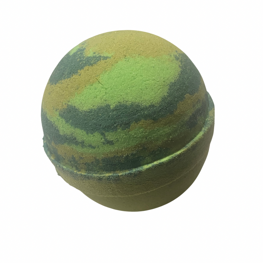Alex's Army Bath Bomb