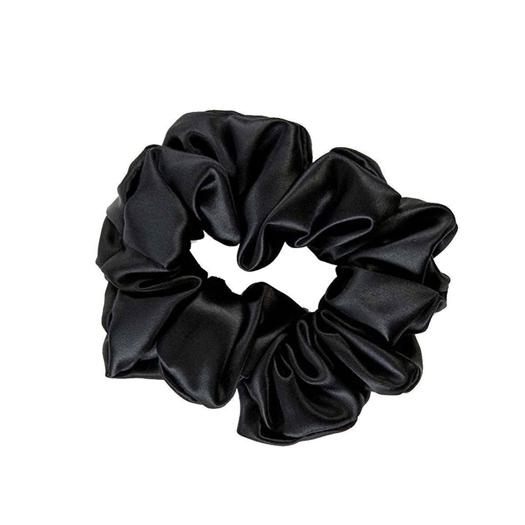 Scrunchies Ponytail Band (Black)