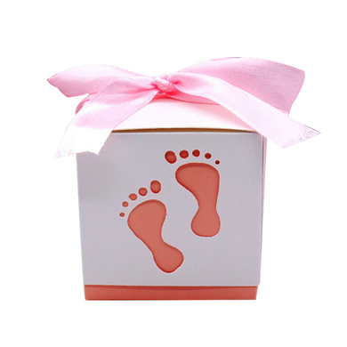 Giftbox Baby (Roze/20st)-PartyPro.nl