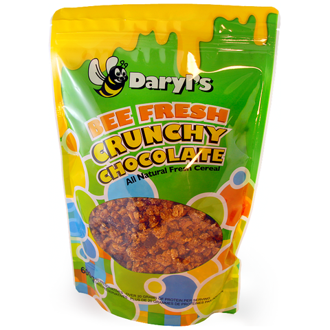 Crunchy Chocolate<br> Cereal
