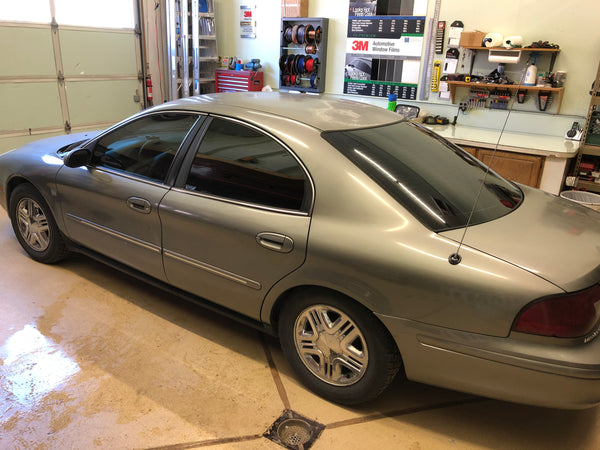 2001 Mercury Sable Window Tinting