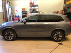 2020 Volvo XC90 Front Window Tint