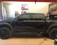 2020 Ford F-150 Velociraptor Windows Tinted