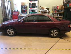 1998 Lexus ES300 Window Tinting