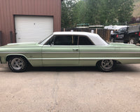 1964 Chevy Impala Window Tinting at Jackson Tint and Sound