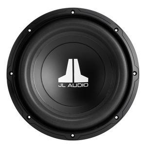 "300W 10"" Subwoofer Driver, 4Ω Single Voice Coil : JL Audio 10W0v3"