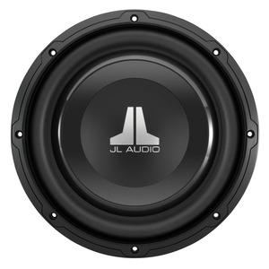 "300W 10"" Subwoofer Driver, 2Ω or 4Ω Single Voice Coil : JL Audio 10W1v3"