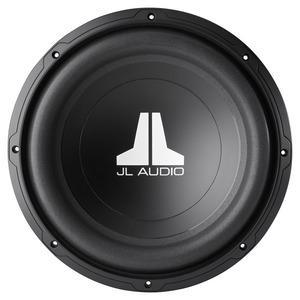 "300W 12"" Subwoofer Driver, 4Ω Single Voice Coil : JL Audio 12W0v3"
