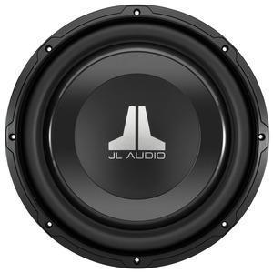 "300W 12"" Subwoofer Driver, 2Ω or 4Ω Single Voice Coil : JL Audio 12W1v3"