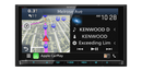 "Kenwood Excelon DNX997XR - 6.8"" HD DDIN CD/DVD BT WiFi Navigation Receiver with HD Radio - with navigation"