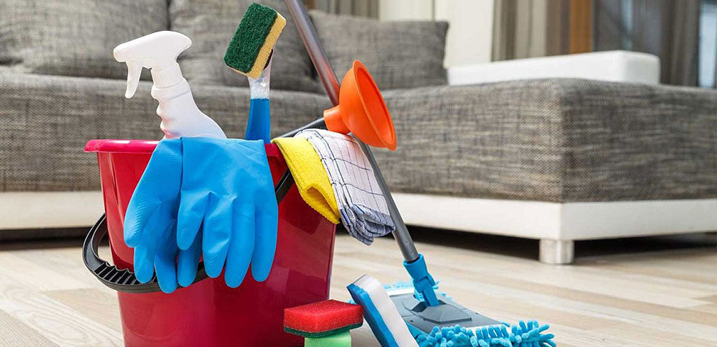 Cleaning & Disinfecting Your Home