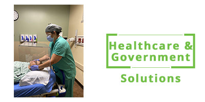 Covid-19 Healthcare and Government Solutions