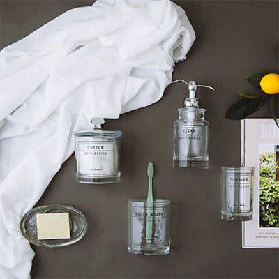 Bathroom Accessories - Marcella Collections (Save $11.81) - Qlevo - Clever Living