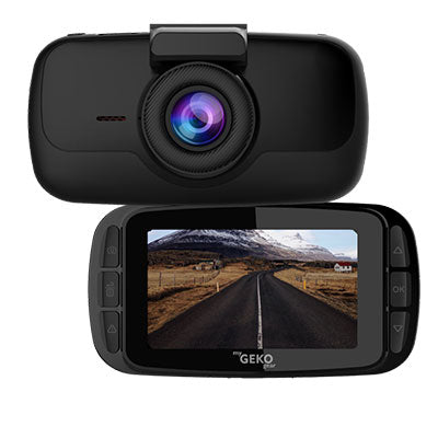 ORBIT 960 High-Performance Dash Cam -myGEKOgear - Qlevo - Clever Living