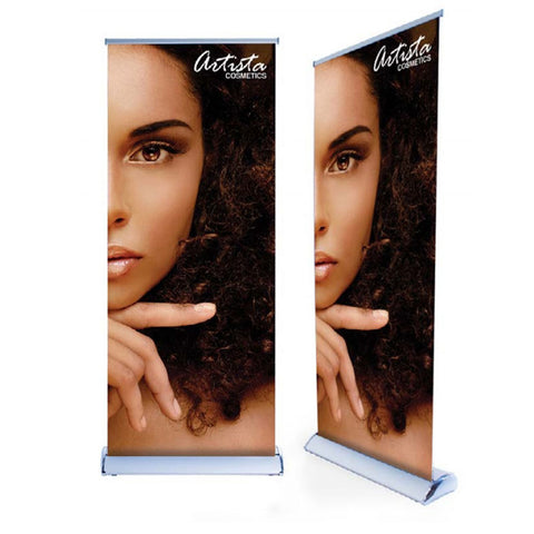 "Silverwing Retractable Banner Stand 33.5""W"