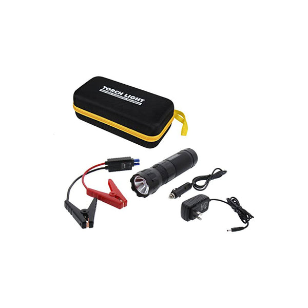 Pilot Automotive CA-9809 Torch Light-Flashlight, JumpStarter, PowerBank - Qlevo - Clever Living