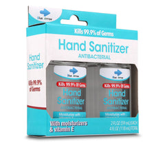 Blue Arrow Hand Sanitizer, 2pcs x 2 oz. per Pack - Total 4 oz. - Qlevo - Clever Living