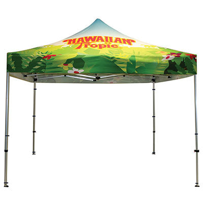 Classic Casita Canopy Tent 10 Ft. Classic Graphic Package - Qlevo - Clever Living
