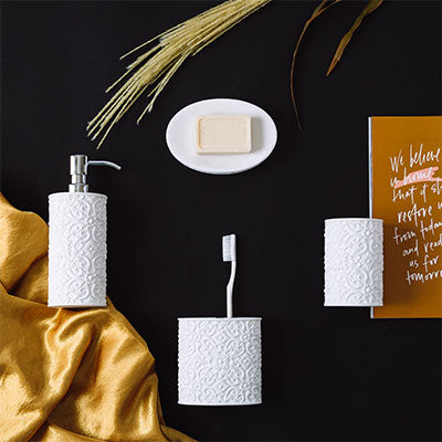 Bathroom Accessories - Floris Collections (Save $8.12) - Qlevo - Clever Living