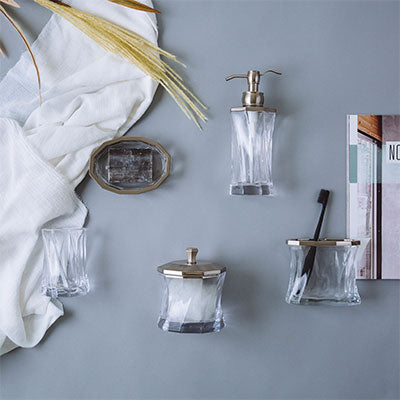 Bathroom Accessories - Kolken Collections (Save $14.89) - Qlevo - Clever Living